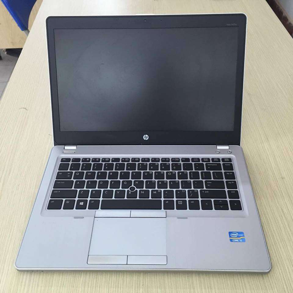 HP Elitebook Folio 9470m Core i5-3437U, RAM 4GB, HDD 250GB, VGA intel HD Graphics 4000, 14 inch HD +