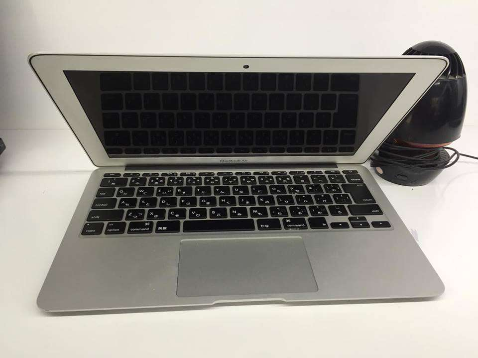 Macbook Air MD224 Core i5 / Ram 4GB / SSD 128GB / Màn 11,6inh
