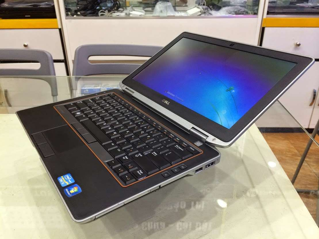 Dell Latitude 6320 (Core i7-2620M , RAM 4GB, HDD 250GB, VGA HD 3000, 13.3 inch)