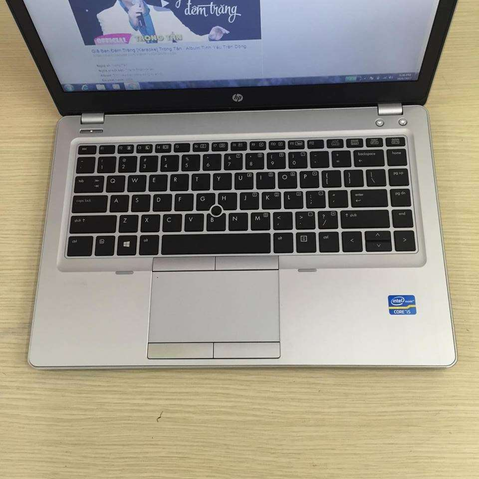 HP Folio 9470 Coi5 3437U/ Ram4G/ HDD 128SSD/ Màn 14inh/ VGA intel HD Graphics 4000