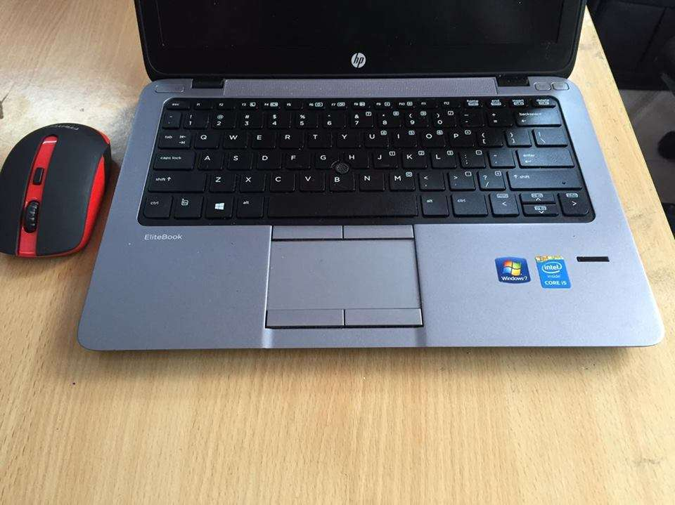 HP Elitebook 820 G1 (Core i5 4300U, 4GB, 500GB, Intel HD Graphics 4400, 12.5 inch)